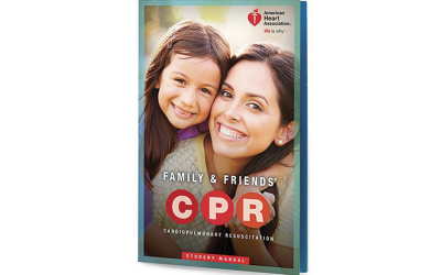 Friends Family CPR image 400x250 - Courses
