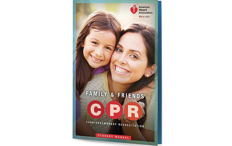 Friends & Family CPR with Stop the Bleed Training