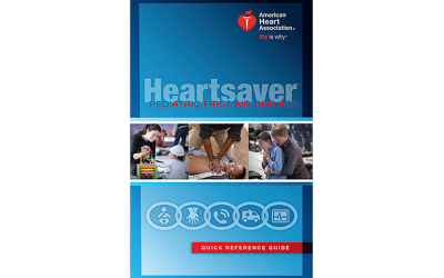 Heartsaver Pediatric CPR AED First Aid image 400x250 - Courses