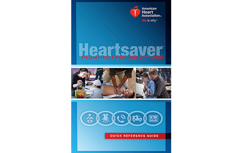 Pediatric Heartsaver CPR/AED/First Aid