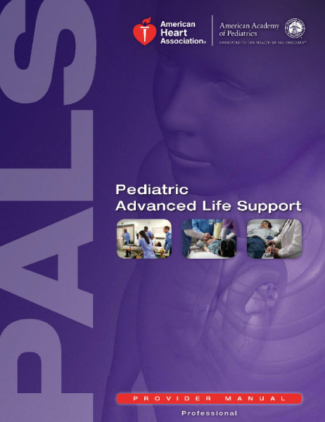 pediatric advanced life support course rescue awareness solutions - Pediatric Advanced Life Support (PALS) Renewal Course