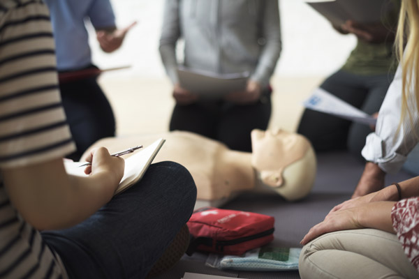 rescueawareness cpr first aid training classmannequin - About